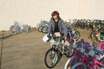 Kiwanis & Martin's Bicycle Giveaway (38)