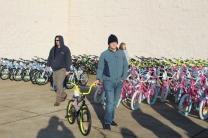 Kiwanis & Martin's Bicycle Giveaway (40)