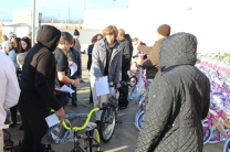 Kiwanis & Martin's Bicycle Giveaway (41)