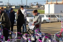 Kiwanis & Martin's Bicycle Giveaway (47)