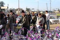 Kiwanis & Martin's Bicycle Giveaway (48)