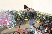 Kiwanis & Martin's Bicycle Giveaway (50)