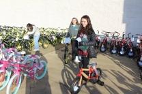 Kiwanis & Martin's Bicycle Giveaway (57)