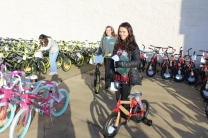 Kiwanis & Martin's Bicycle Giveaway (57)