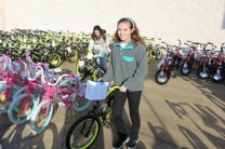 Kiwanis & Martin's Bicycle Giveaway (58)