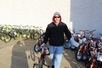 Kiwanis & Martin's Bicycle Giveaway (61)