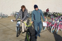 Kiwanis & Martin's Bicycle Giveaway (68)