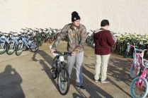 Kiwanis & Martin's Bicycle Giveaway (70)