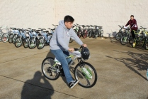 Kiwanis & Martin's Bicycle Giveaway (81)