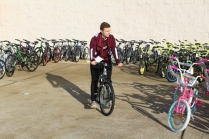 Kiwanis & Martin's Bicycle Giveaway (83)