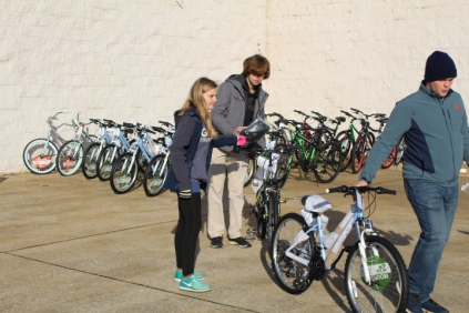 Kiwanis & Martin's Bicycle Giveaway (86)