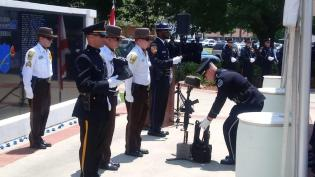 Kay Ivey Anniston Police Memorial (10)