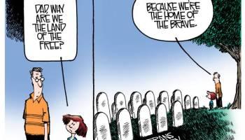 Animation Monday: Memorial Day Political Cartoons 2018 – Geek Alabama