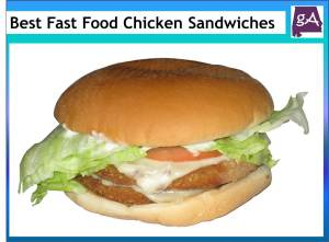 Best Fast Food Chicken Sandwich 2019 Watch Bless Your Rank Determine The Best Fast Food Chicken