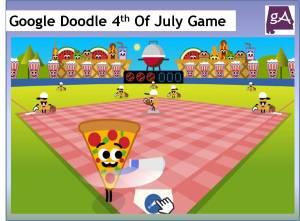 play the google doodle 4th of july baseball game geek alabama play the google doodle 4th of july
