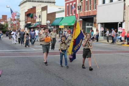 Anniston Veterans Day Parade 2019 (1)