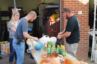 Calhoun County Sheriff Turkey Fry 2019 (10)