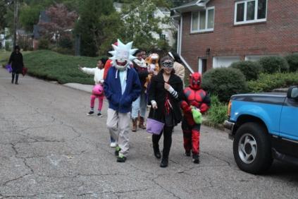 Halloween At Glenwood Terrace 2019 (152)